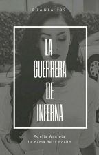Avengers: [La Guerrera de Inferna] by shania189