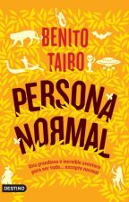 Persona Normal by LauraRicci8
