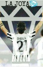 La Joya; Paulo Dybala  by MilagrosMGC