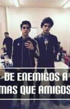 De Enemigos A Más Que Amigos (Jreddy Caneyva) by Breddy_Jalonso