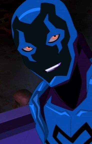 Blue beetle X reader