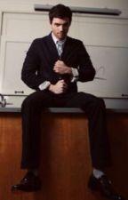 The new teacher . by machella21