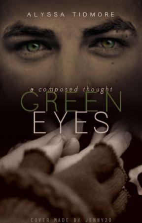 Green Eyes by little77epiphany