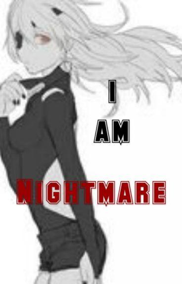 i am nightmare {kaneki y tu} {lemon}