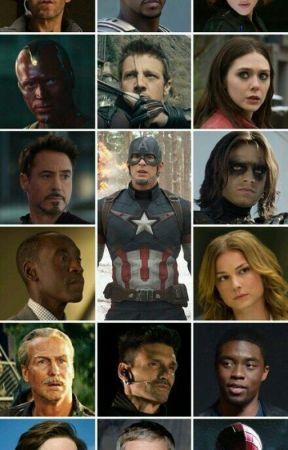 Avengers X-Reader Volume 1 - Why (For my Poly Brethren) Pt 1 - Wattpad