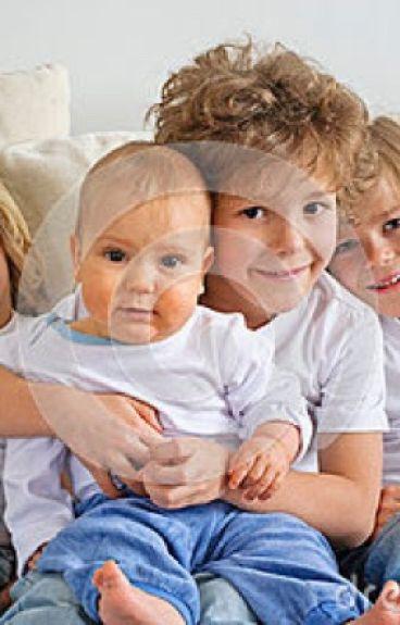 My four brothers (boyxboyxboyxboyxboy)