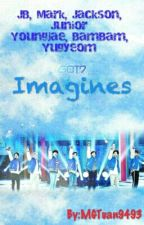 GOT7 Imagines by heypsycheeeee