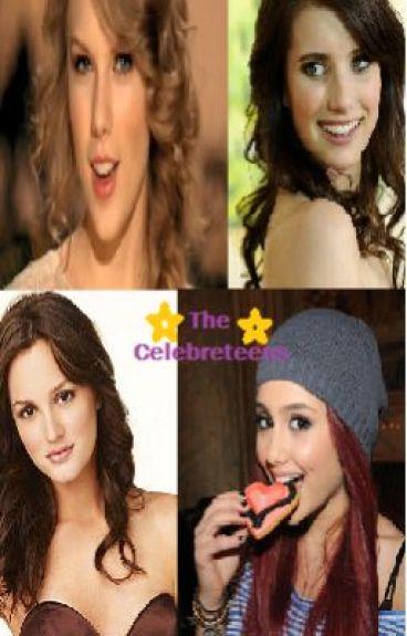 The Celebriteens by TheEmoPandaz