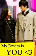 My Dream is YOU. by ayumii21