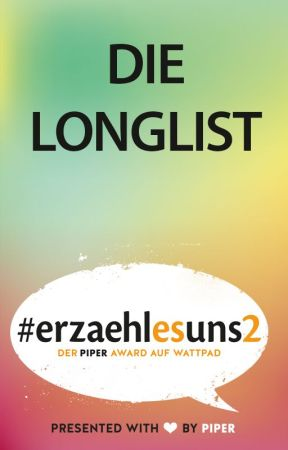 #erzaehlesuns2 Longlist by erzaehlesuns