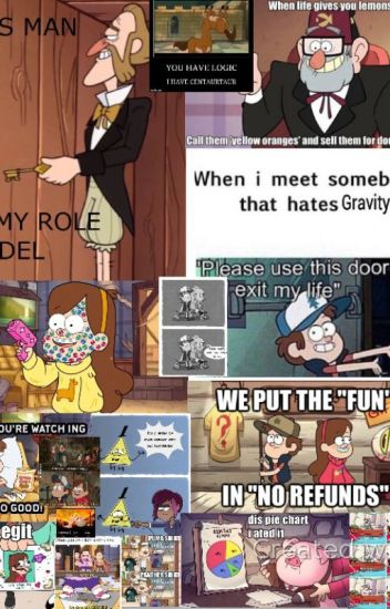Gravity Falls Reader Love Story (Completed)
