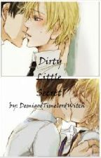 Dirty Little Secret (Drarry Boyxboy Non-magic AU Oneshot) by DemigodTimeLordWitch