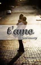 T'amo by YuniSaussay