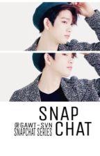 snapchat; jinyoung by gawt-svn