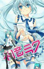 | Hatsune Miku | - La Vie D'une Vocaloid. by Hiruko_Senpai