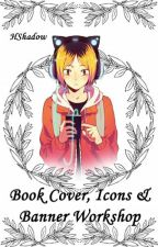 Book Covers   Icons   Banners 《OPEN》 by HShadow