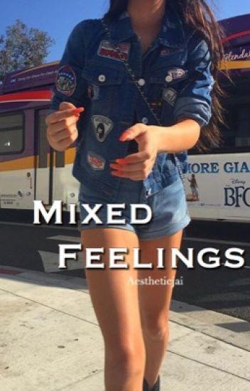 Mixed feelings; J.B
