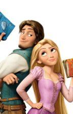 You're my new dream (Flynn x Rapunzel) by ReallyRooz