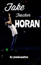 Fake Teacher Horan // njh (NUTRAUKIAMA) by Ambrazaityte
