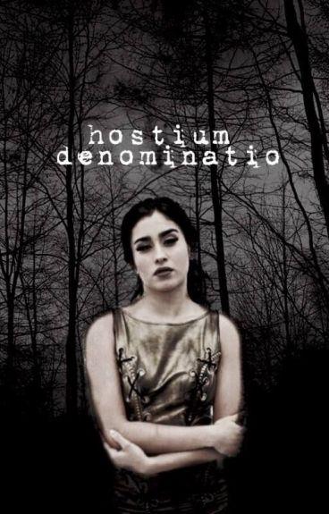 Hostium Denominatio | camren version demon!lauren