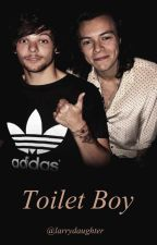 Toilet  Boy » l.s by larrydaughter