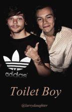 Toilet  Boy » l.s by larrydaughter