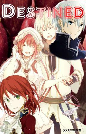 Zeyuki: Destined by XxRemeeexX