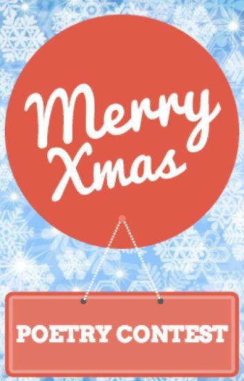 Christmas Poems: A Contest