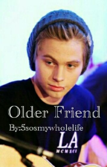 Older Friend {l.h}