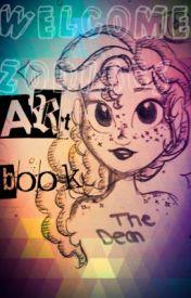 Art book by dawnfirefly