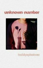 Unknown Number- Ned Shoran (Book 1)  by teddysphotosz
