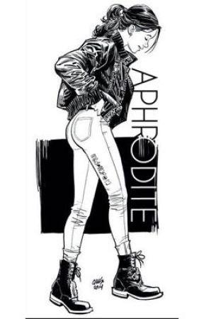 Aphrodite by MBDellarosa