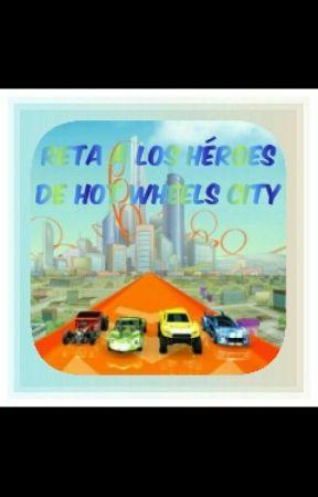 Reta A Los Heroes De Hot Wheels City Number Two Juegos Violentos