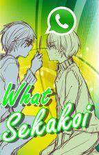 Whatssekakoi ~Whatsapp [Sekaiichi Hatsukoi] by Ris-Ris