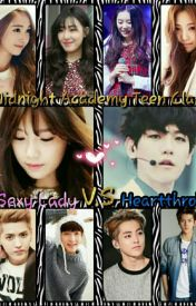 Midnight Love Academy Clash: The Girls V.S Heartthrobs by EXO_Nanami