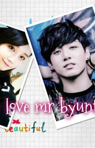 my love mr.byuntae