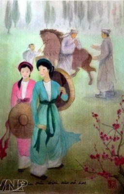 Đọc truyện Ẩn dụ từ vựng và hoán dụ từ vựng trong Truyện Kiều ( Nguyễn Du)