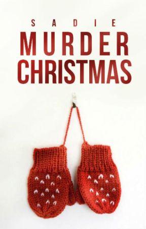 Murder Christmas by plushybear