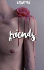 Friends| l.h by ArtaStern