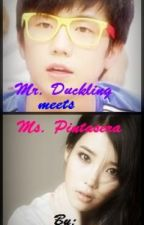 Mr. Duckling meets Ms. Pintasera (Two-Shots) by CylieSapphire