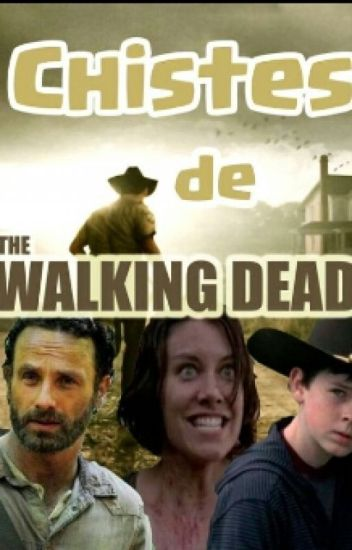 Chistes de the walking dead