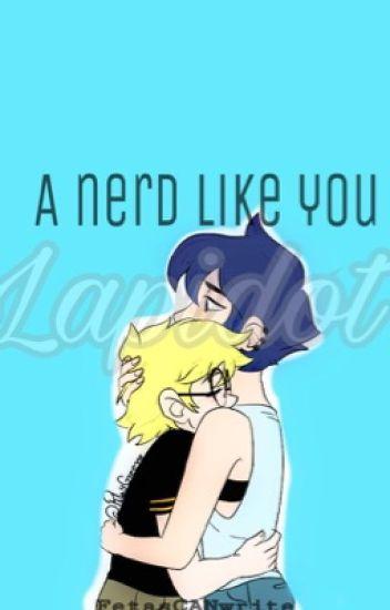 A nerd like you~ Lapidot