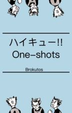 Haikyuu!! One-shots by brokutos