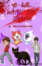 Yo-Kai Watch: The Adventures Of Friends by ShadeTheStoryMaker
