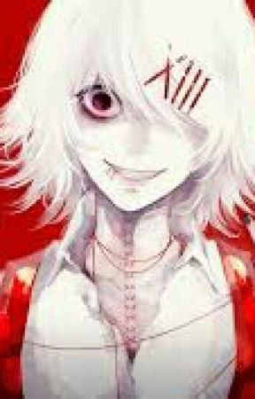 Red Stitches And Black Scars Juuzou Suzuya X Oc Character