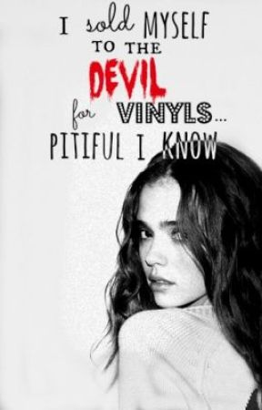 I Sold Myself to the Devil for Vinyls... Pitiful I Know (slowly editing) by DarknessAndLight