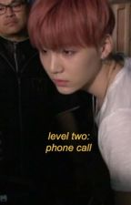 LEVEL TWO: PHONE CALLS njh + hes by underwears
