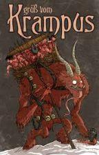 Krampus El Demonio De La Navidad by Aleari99