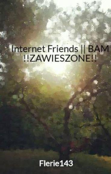 Internet Friends || BAM !!ZAWIESZONE!!