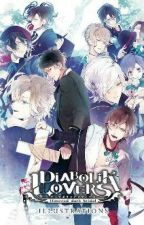 Diabolik Lovers: The Firts Moon by wistaria-san02